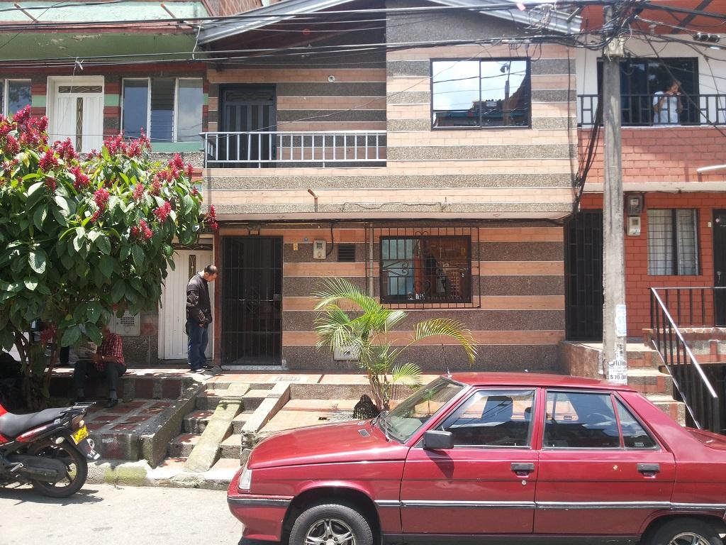 Casa Unifamiliar Segundo Piso Terraza Venta Aranjuez